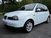 SEAT Arosa S 3dr PETROL MANUAL 2001/51