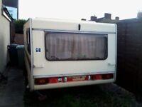 Rapido pop top lightweight caravan