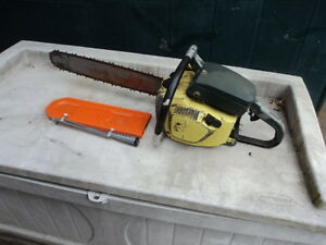 PIONEER OLDTIMER GAS POWERED CHAINSAW