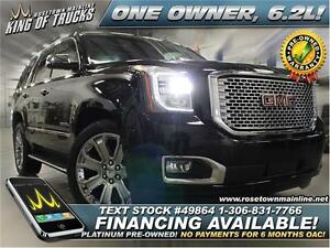 2015 GMC Yukon Denali One Owner | 6.2L