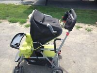 JOOVY Ultralight Sit and Stand Caboose
