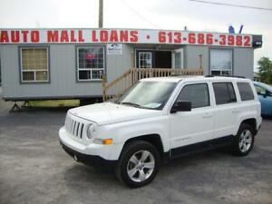 2014 Jeep Patriot North **PAY ONLY $64 WEEKLY** 3 TO CHOOSE!!!