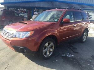 2010 Subaru Forester XT Limited w/Multimedia Option Wagon