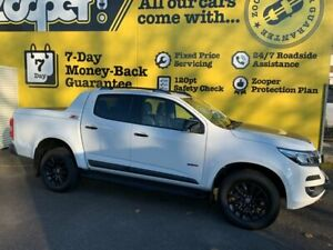 2018 Holden Colorado RG MY19 Z71 Pickup Crew Cab White 6 Speed Sports Automatic Utility Invermay Launceston Area Preview