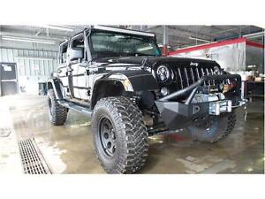 2015 Jeep Wrangler Unlimited Sahara     ONLY...$340 BI WEEKLY