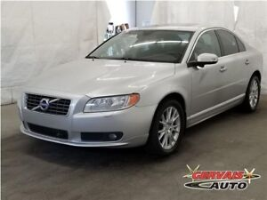 Volvo S80 3.2 Cuir Toit Ouvrant MAGS 2011