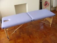 Portable Folding Massage Table Bed - Brand New
