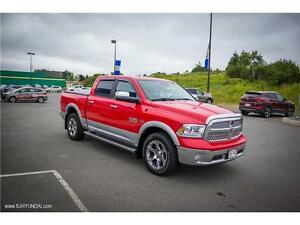 2014 Ram 1500 Laramie! LOADED! SUNROOF! LEATHER! NAV! HEMI