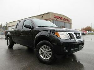 2016 Nissan Frontier 4X4, CREW, SV, A/C, BT, LOADED, 16K!!!