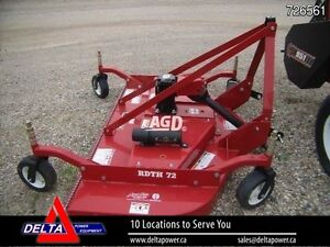 2015 Bush Hog 72 Rear Discharge Finishing Mower""