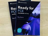 Ready for FCE course book with key + workbook with key