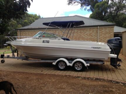 2004 Commodore Allrounder 670 in excellent condition