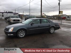 2011 Cadillac DTS Luxury III (LOADED)