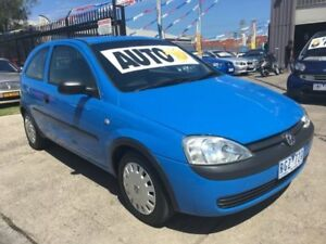 2002 Holden Barina XC 4 Speed Automatic Hatchback Brooklyn Brimbank Area Preview
