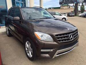 "2013 Mercedes-Benz ML350 BlueTEC AWD  ""WOW only $357 bw"""