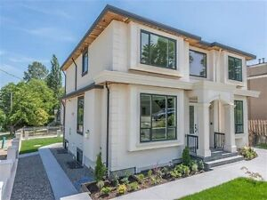 BRAND NEW CUSTOM BUILT HOME BURNABY PRIME AREA MUST SEE