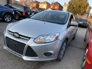 2014 Ford Focus SE LOW KM CERTIFIED