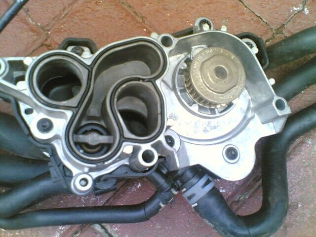 polo 7 tsi water pump
