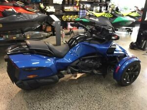 2019 CAN-AM SPYDER F3-T SE6 Road Bike 1330cc
