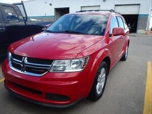2012 DODGE JOURNEY AUTO LOAD 7 PASS 124K-100% APPROVED FINANCING