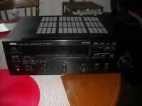 Amplifier Yamaha RX-V390RDS