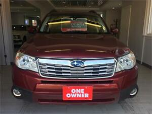 2009 Subaru Forester X Limited **1 YEAR WARRANTY**