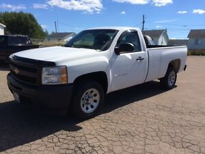 REDUCED 2011 Chevrolet Silverado 1500 REG CAB Pickup Truck
