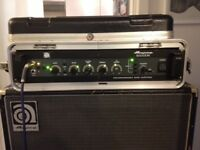 Ampeg B500DR programmable bass amplifier