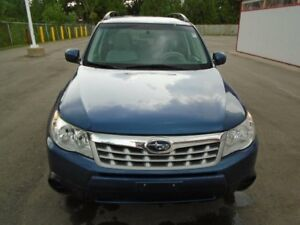2012 Subaru Forester X Convenience 4dr AWD 4 Door