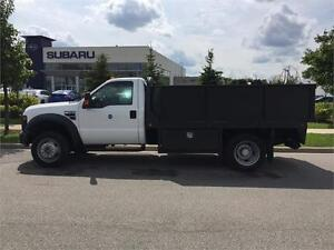 2008 FORD F550, 4X4. 6.4 DIESEL, VERY VERY GOOD CONDITION!!!