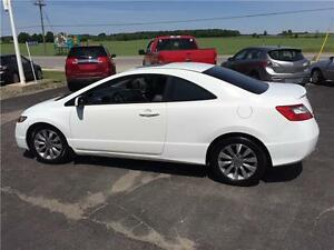 2010 Honda Civic Cpe EX-L VERY CLEAN, ONLY 100KM LOADED
