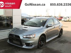 2015 Mitsubishi Lancer Evolution GSR, AWD, 5 SPEED MANUAL, NAVIG
