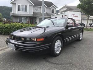 1992 Oldsmobile Cutlass Convertible