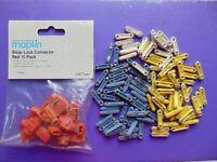 105 Ceramic Fuses and 10 Snap-Lock Connectors
