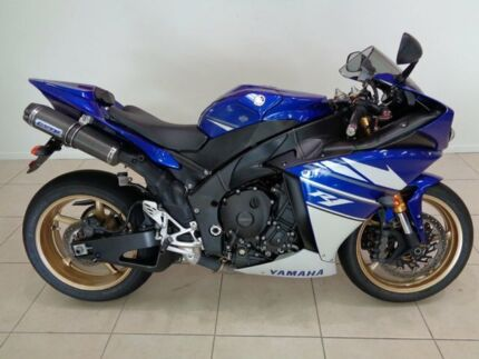 2010 Yamaha YZF-R1 1000CC Sports 998cc Virginia Brisbane North East Preview