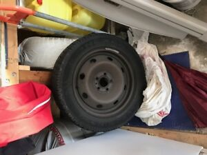 FREE! 4 Winter tires on Rims