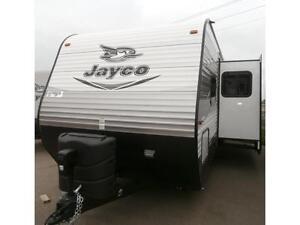 2016 JAYFLIGHT 32 BHDS TRAVEL TRAILER Edmonton Edmonton Area image 1