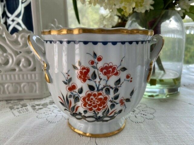 FRENCH PORCELAINE DE PARIS LOVELY CACHEPOT