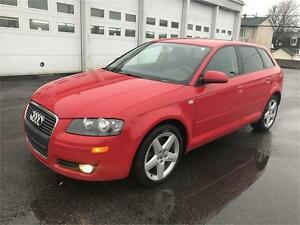 AUDI A3 2008 2.0T AUTOMATIQUE FULL AC MAGS 129000KM