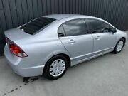2008 Honda Civic MY08 VTi Silver 5 Speed Automatic Sedan Phillip Woden Valley Preview