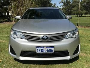 2013 Toyota Camry ASV50R Altise Silver 6 Speed Sports Automatic Sedan Embleton Bayswater Area Preview