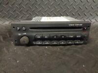 VDO CDR 500 RADIO CD PLAYER