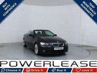 2009 09 BMW 3 SERIES 3.0 325I M SPORT 2D �145 PER MONTH