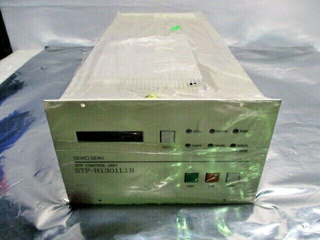 Seiko Seiki SCU-H1301L1B, Turbomolecular Pump Control Unit, STP-H1301L1B, 100007