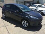 2010 Ford Fiesta WS LX Sea Grey 4 Speed Automatic Hatchback Ascot Park Marion Area Preview