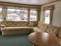 Static Caravan for Sale on Quiet Park in Beautiful Pembrokeshire