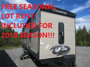 2018 Forest River Cherokee 39RESE