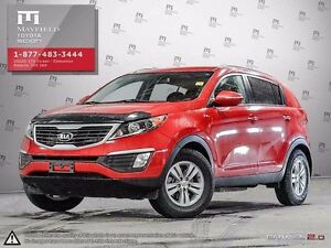 2013 Kia Sportage LX All-wheel Drive (AWD)