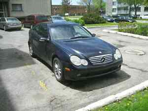 2003 Mercedes C230 Coupe