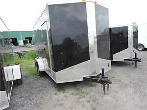 Remorque SG Fermée TA 7X14 Enclosed Trailer